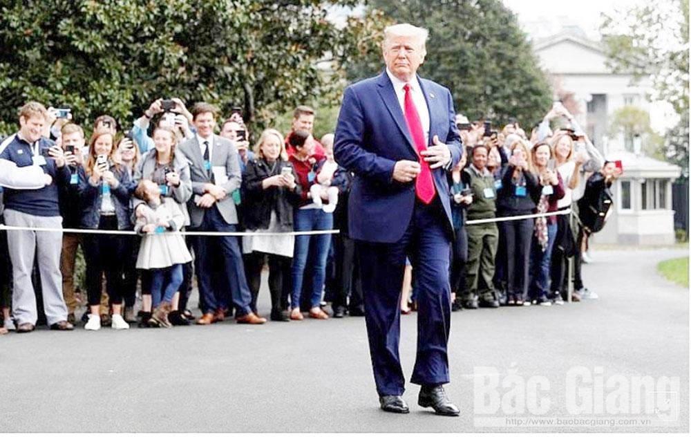 Hậu luận tội Tổng thống Mỹ:  Thế thượng phong của ông Donald Trump